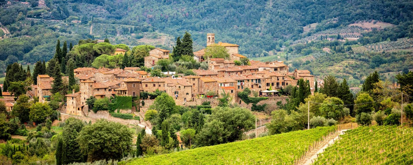 Tour borgo medievale - Medieval Villages Tour