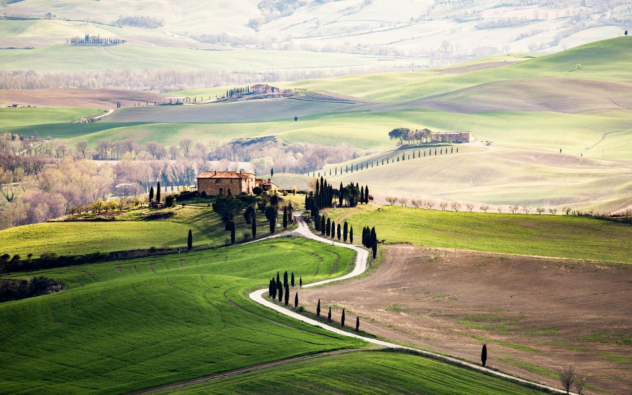 Toscana - Happy in Tuscany
